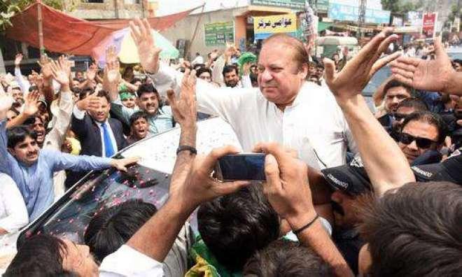 نوازشریف کے جی ٹی روڈمارچ کافائدہ کلثوم نوازاور عمران خان کوہوا ہے،سینئرصحافی ..
