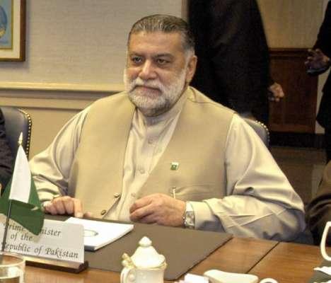 مسلم لیگ ن کے رہنما میر ظفر اللہ جمالی کا قومی اسمبلی کی رکنیت سے مستعفی ..