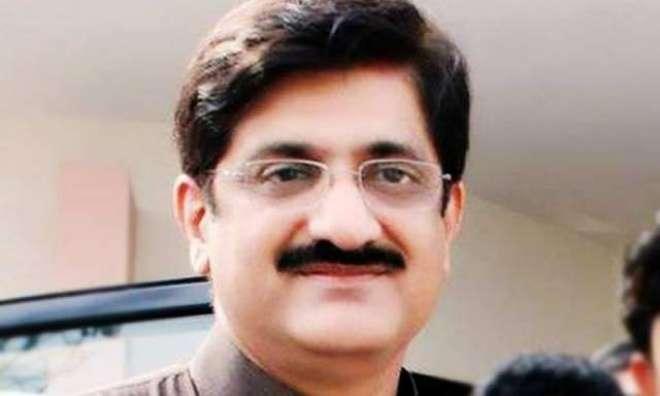 وزیراعلیٰ سندھ سید مراد علی شاہ سے پی سی بی کے چیئرمین نجم سیٹھی کی ..