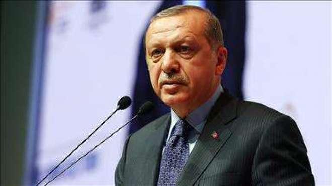 شامی عوام کے مستقبل کا عندیہ دینے والا واحد ملک ترکی ہے،طیب اردگان
