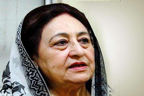 ایوانِ قائد فاطمہ جناح پارک میں سینیٹر رزینہ عالم خان کی تازہ تصنیف ..