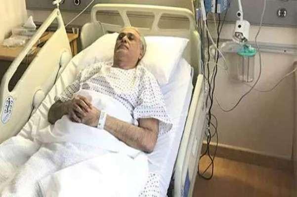 سابق وزیرخزانہ کی حالت تشویشناک، اسحاق ڈار کو اسپتال منتقل کر دیا گیا