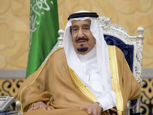 مسئلہ فلسطین کے حوالے سے سعودی عرب اپنے موقف پر ثابت قدم ہے، شاہ سلمان