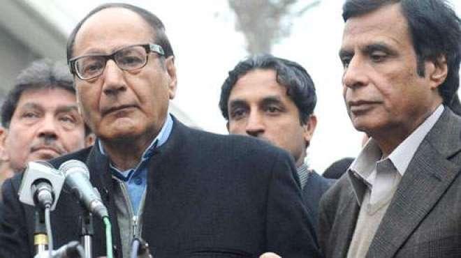 چودھری شجاعت حسین اور پرویزالٰہی سے امریکی قونصل جنرل لاہور کی ملاقات
