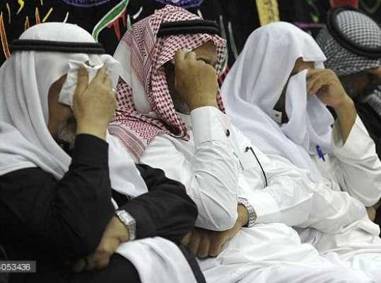 رمضان المبارک کا آغاز ہوتے ہی سعودی عرب سوگ میں ڈوب گیا