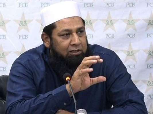 انضمام الحق نے فواد عالم کو ٹیسٹ سکواڈ میں شامل نہ کرنے کی وجہ بتا دی