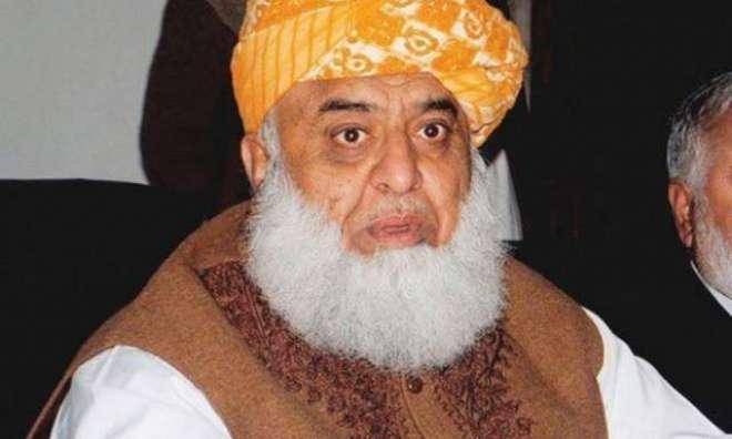 مسلم لیگ (ن) کا  کے پی کے میں قومی اسمبلی کے تین حلقو ں پر مولانا فضل الرحمان ..