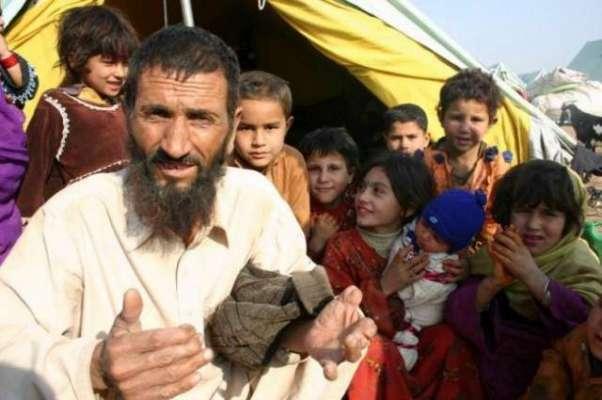 پبی میں افغان مہاجرین کی رجسٹریشن تیزی سے جاری