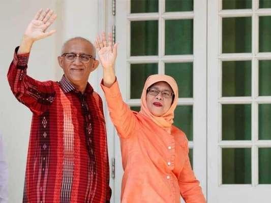 سنگاپور میں مسلمان خاتون بلامقابلہ صدر منتخب ہوگئی