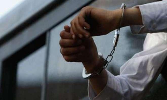انسداد دہشت گردی فورس کے اہلکاروں نے ایبٹ آباد سے کالعدم تنظیم کے دہشت ..