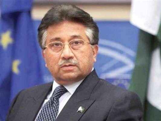 پرویز مشرف کی پشاور دھماکے کی مذمت