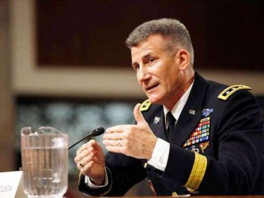 پاک افغان علماء کے فتویٰ کے بعد اسلامی جنگ کاجواز ختم ہوچکا،جنرل نکلسن