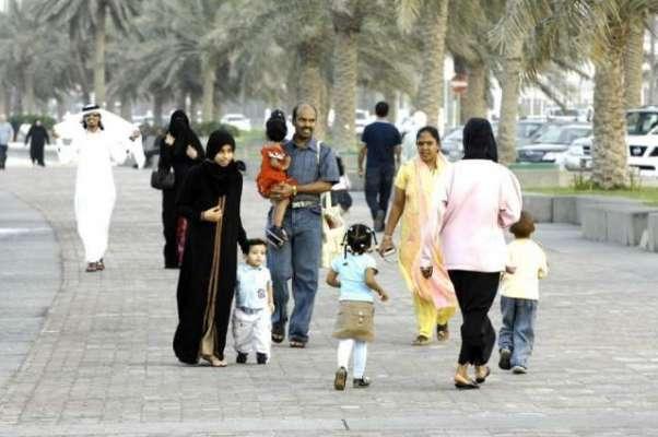 سعودی عرب ، گزشتہ سال 2017 میں کتنے  لاکھ غیر ملکی ملازمین نے ریاست کو ..