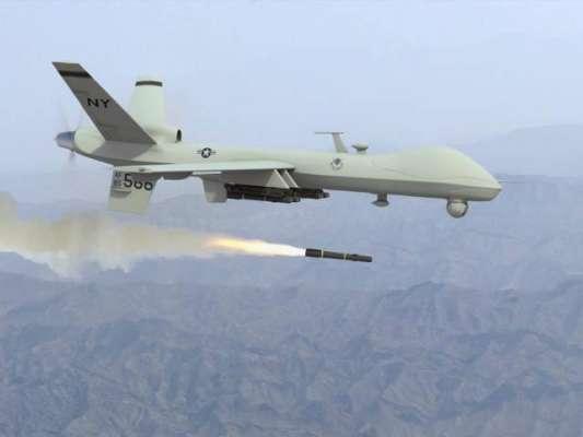 پاک افغان سرحد کے قریب افغانستان میں امریکی ڈرون حملہ، 12 افراد ہلاک،متعدد ..