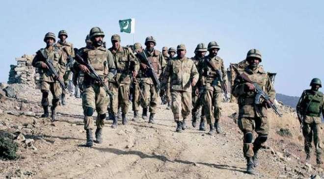 جنوبی وزیرستان میں فوج کی چیک پوسٹیں ایف سی کے حوالے کرنے کا آغاز