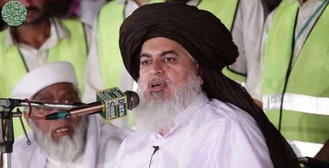 امیرالمجاہدین خادم حسین رضوی نے بچوں سے بد فعلی کی ذمہ داری ٹی وی پر ..