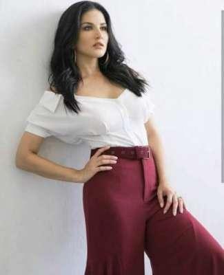 بالی ووڈ کی بولڈ اداکارہ سنی لیونی کا انوکھا ڈانس شائقین کی توجہ کا ..
