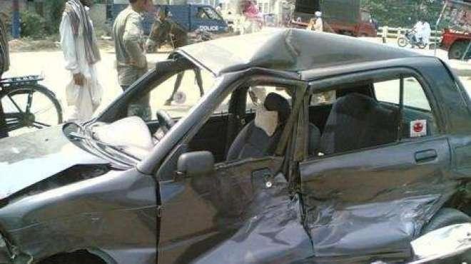 چیچہ وطنی، موٹر سائیکل رکشا اور کار میں تصادم سے 2خواتین سمیت 3افراد ..
