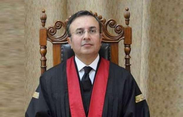پنجاب میں ہرتین میں سے ایک خاتون تشدد کا شکار ہے' جسٹس سید منصور علی ..