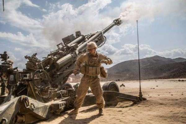 ایران سے مقابلہ کے لیے مشرق وسطی میں 5 ہزار امریکی فوجیوں کی تعیناتی ..