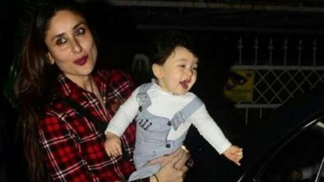 تیمورکی بڑھتی مقبولیت نے کرینہ کپور خان کو بڑی مشکل میں پھنسا دیا