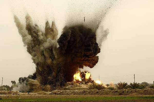 خیبر ایجنسی 'وادی تیراہ میں پاک فضائیہ کے شاہینوں نے دہشت گردوں کی ..