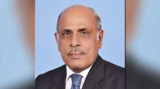 گورنر پنجاب ملک محمد رفیق رجوانہ سے گورنر سندھ محمد زبیر کی ملاقات