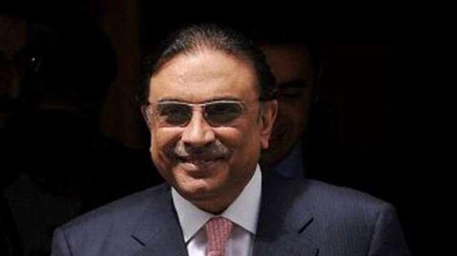 آصف زرداری سے سابق رکن قومی اسمبلی عنایت علی شاہ کی ملاقات ، پیپلز پارٹی ..