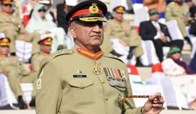 آرمی چیف جنرل قمر جاوید باجوہ سے آزاد کشمیر کے صدر کی ملاقات ،ْ باہمی ..