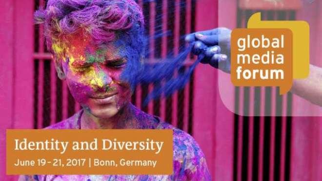 جرمنی میں گلوبل میڈیا فورم2017 کا انعقاد