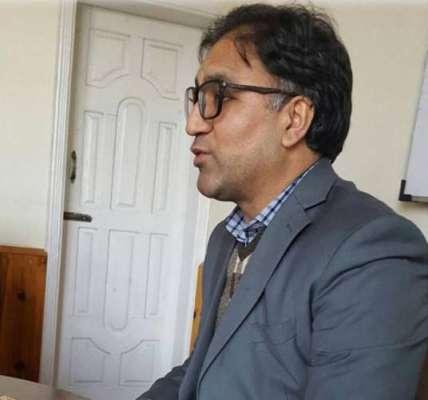 مخالفین حکومت کی ساکھ کومتاثرکرنے کی ناکام کوشش کررہے ہیں،اقبال حسن