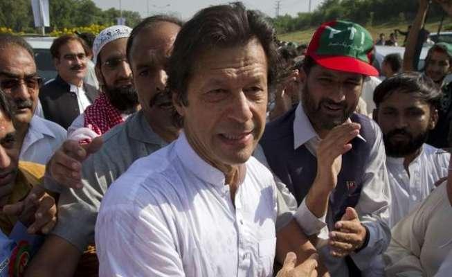 عمران خان کو 26 اکتو بر سے ایک دو روز قبل گرفتار کیا جاسکتا ہے،اسلام ..