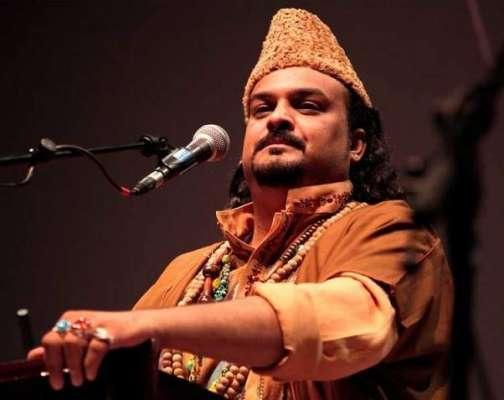 امجد صابری کے اہلخانہ نے عمران خان کی حمایت کا اعلان کر دیا