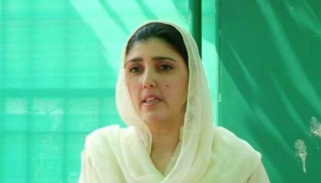 فاٹا کا صوبہ خیبرپختونخوا میں انضمام خوش آئند ہے، عائشہ گلالئی