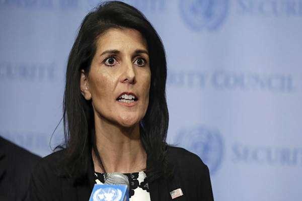 امریکہ پاکستان پر نظر رکھنے کیلئے بھارت سے مدد لے سکتا ہے 'امریکی سفیر