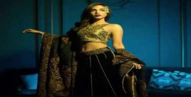 اداکارہ سونیا حسن ڈرامہ سیریل ''زندگی'' کی عکس بندی میں مصروف