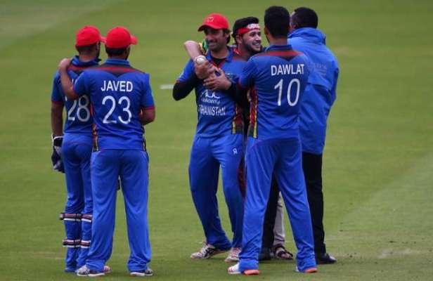 افغان ا ے کرکٹ ٹیم پہلی بار جنوبی افریقہ کا دورہ کریگی