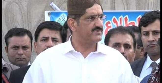 وزارت ریلوے کراچی سرکلر ریلوے کے قیام میں مشکلات پیدا کررہی ہے، وزیراعلیٰ ..
