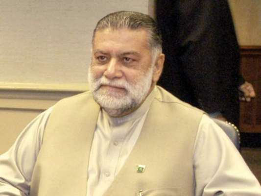 سابق وزیر اعظم ظفر اللہ خان جمالی نے مسلم لیگ ن کوخیر باد کہہ دیا