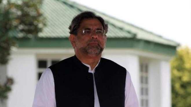 وزیراعظم شاہد خاقان عباسی 21 ستمبر کو اقوام متحدہ کی جنرل اسمبلی سے ..