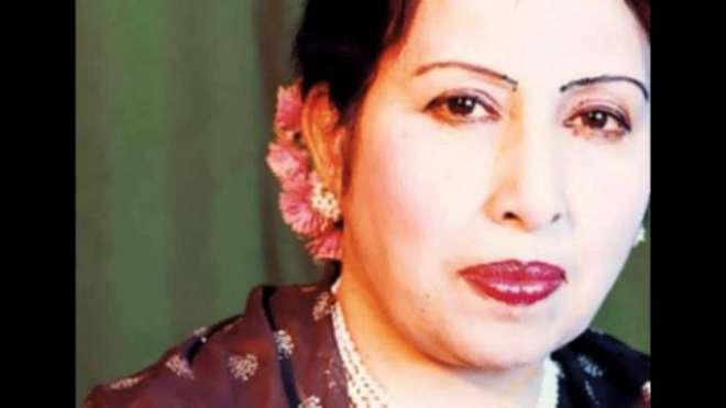 معروف غزل گائیک اقبال بانو کی نو یں برسی کل منائی جائے گی
