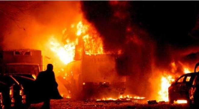 افغان دارلحکومت کابل میں ملٹری بیس پر حملہ، 40 سے زائد افراد کی ہلاکت