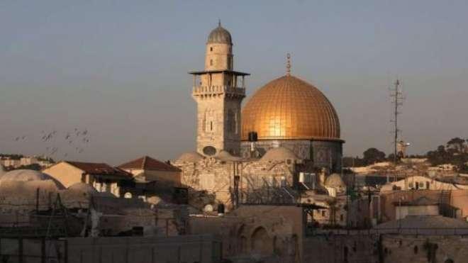 مسجد اقصی پر حملہ