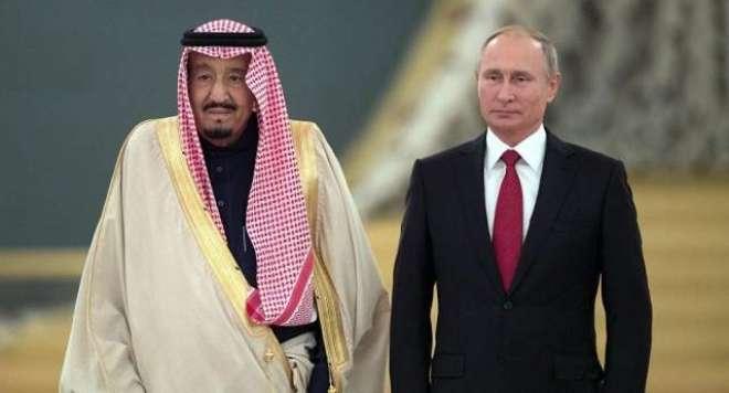 امریکا کی چالیں ناکام بنانے کیلئے روسی صدر نے عرب ممالک کو بہت بڑی پیش ..