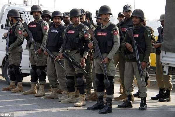 پنجاب رینجرز نے نیب لاہور کا کنٹرول سنبھال لیا