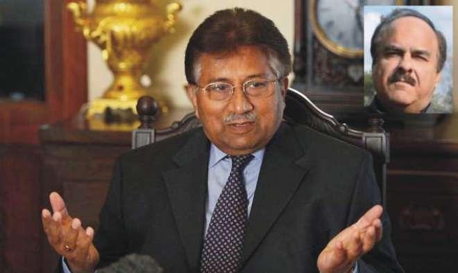 پرویز مشرف کو پارٹی صدارت کے عہدے سے ہٹانے کیلئے درخواست کے قابلِ سماعت ..