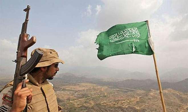 سعودیہ کی شا م میں دہشت گردی کے خلاف جنگ کے لیے فوجی دستے بھیجنے کی پیش ..