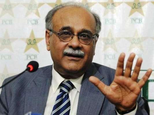 چیئرمین پی سی بی کی وزیر اعلی سندھ سے ملاقات