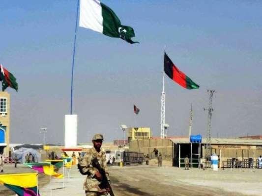 پاک فوج نے افغانستان میں موجود دہشت گردوں کے ٹھکانوں کے سیٹلائٹ شواہد ..