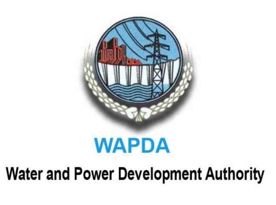 واپڈا نے مختلف آبی ذخائر میں پانی کی آمد و اخراج کے بارے میں مختلف ..
